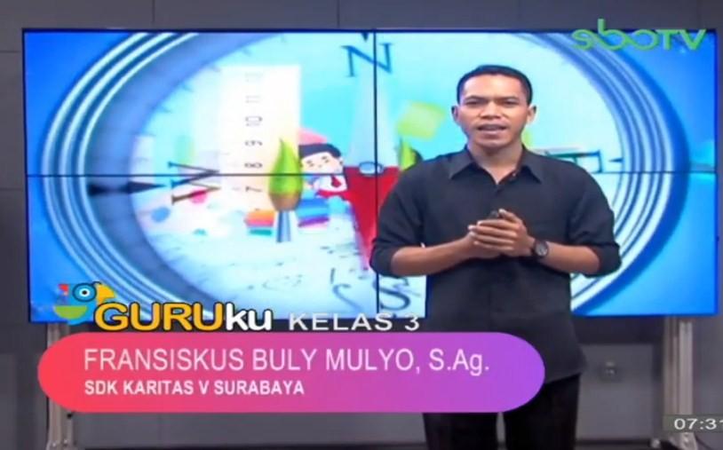 Soal SBO TV 14 Oktober 2020 Kelas 3