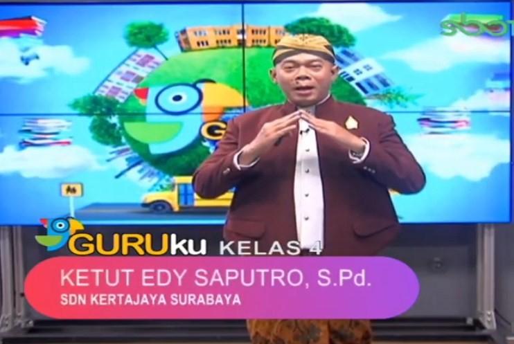 Soal SBO TV 21 Oktober 2020 Kelas 4