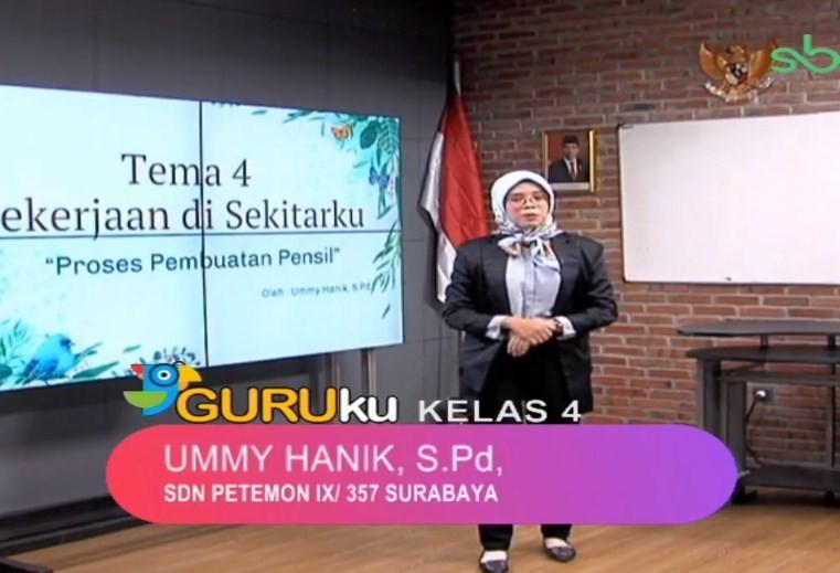 Soal dan Jawaban SBO TV 7 Oktober SD Kelas 4