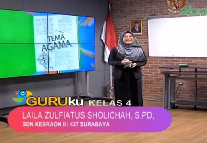 Soal SBO TV 8 Oktober 2020 Kelas 4
