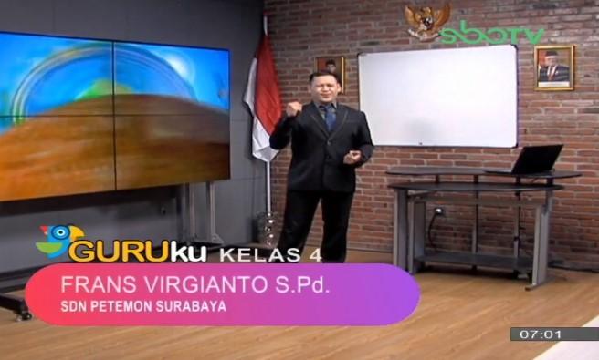 Soal SBO TV 12 Oktober 2020 Kelas 4
