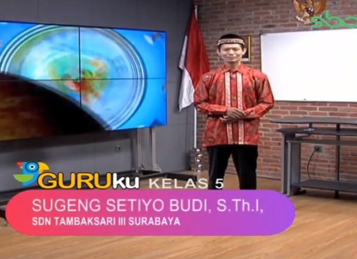 Soal SBO TV 23 Oktober 2020 Kelas 5