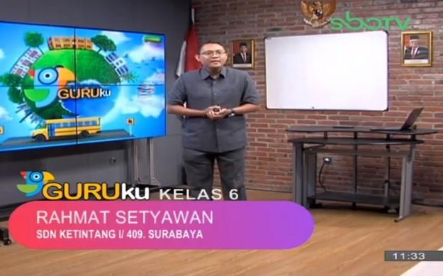 Soal SBO TV 12 Oktober 2020 Kelas 6
