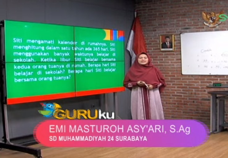 SBO TV 4 November 2020 Kelas 3