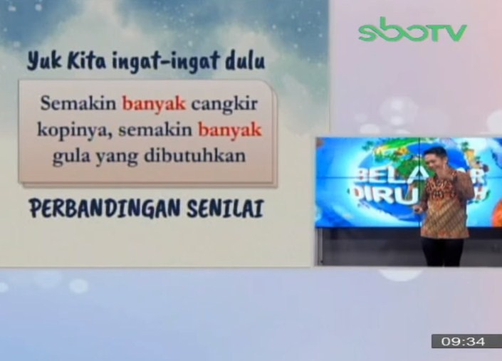 SBO TV 27 November 2020 Kelas 5