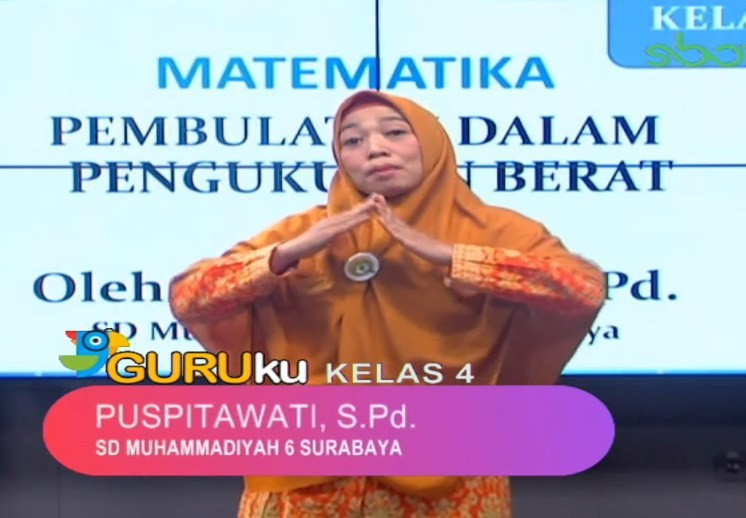 SBO TV 17 November 2020 Kelas 4
