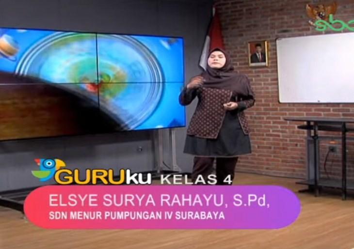 SBO TV 11 November 2020 Kelas 4