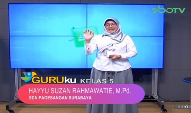 SBO TV 2 November 2020 Kelas 5