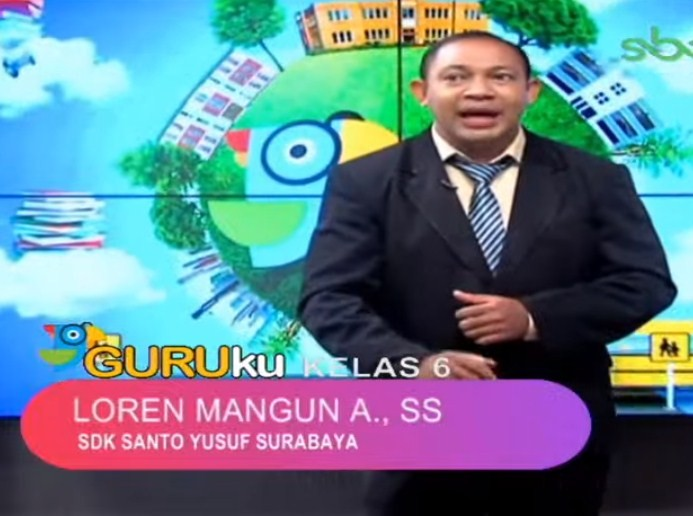 SBO TV 19 November 2020 Kelas 6