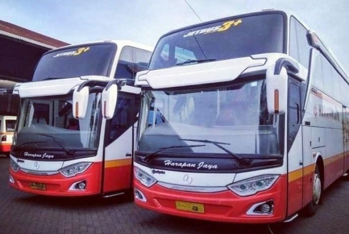 tiket Bus Harapan Jaya Jakarta Semarang