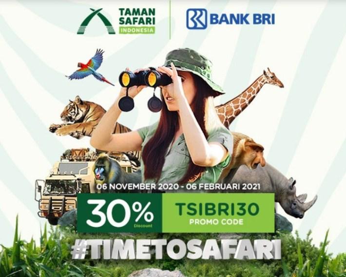 Promo Tiket Taman Safari Prigen