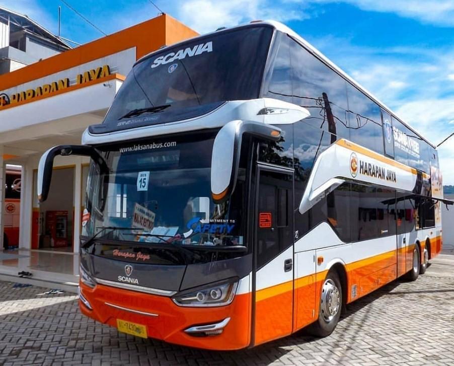 Tiket Bus Harapan Jaya