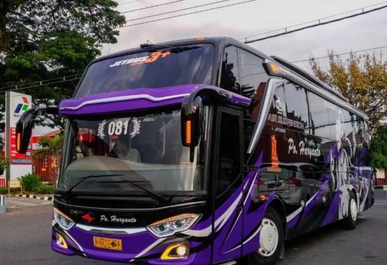 Tiket Bus Haryanto