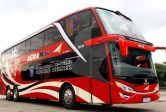 Bus Double Decker Agra Mas