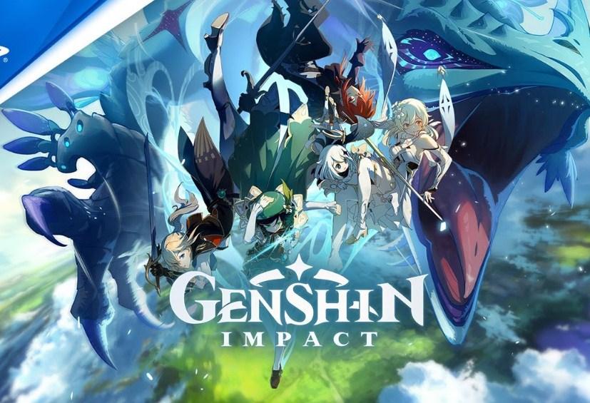 Kode Redeem Genshin Impact 21 Maret 2021