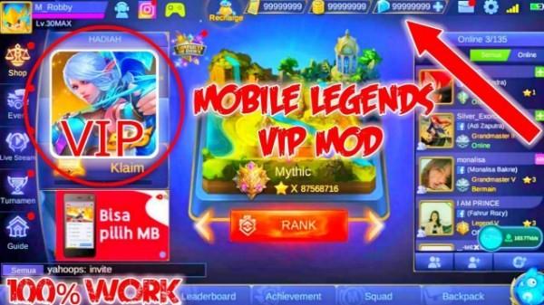 Download ML Mod APK