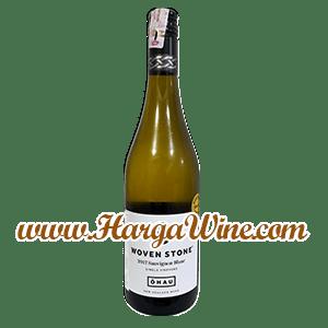 Ohau Gravels Woven Stone Sauvignon Blanc 2017