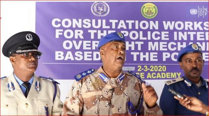 Ciidanka Booliska Somaliland