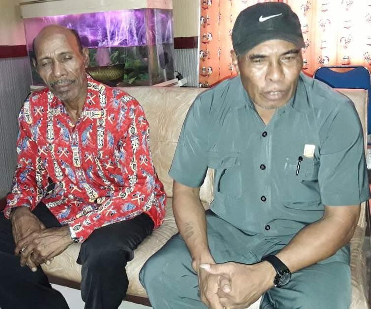 Kapendam Kolonel Muh. Aidi, Tokoh Adat Papua Tolak NRFPB