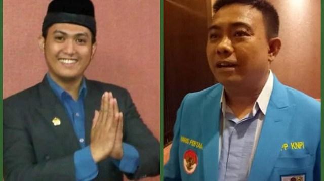 Sekjen dan Ketua GPI: Selamat, Haris Pertama Jadi Ketua Umum KNPI