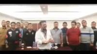 Syahrul Yasin Limpo Beserta Camat Se Kota Makassar Dukung 01
