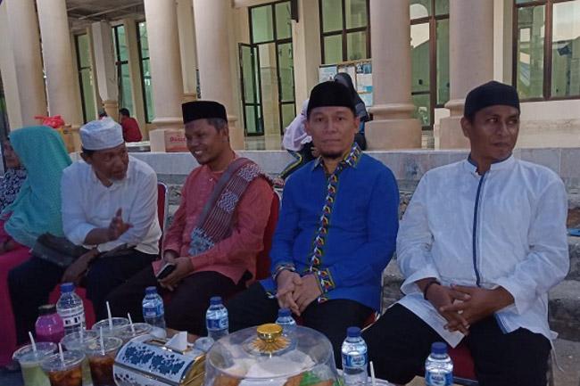 3000 Warga Muna Hadiri Buka Puasa Bersama dr Baharuddin