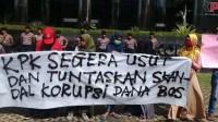 Format Buru Jakarta Desak KPK Periksa Kepsek SMAN 1 Buru