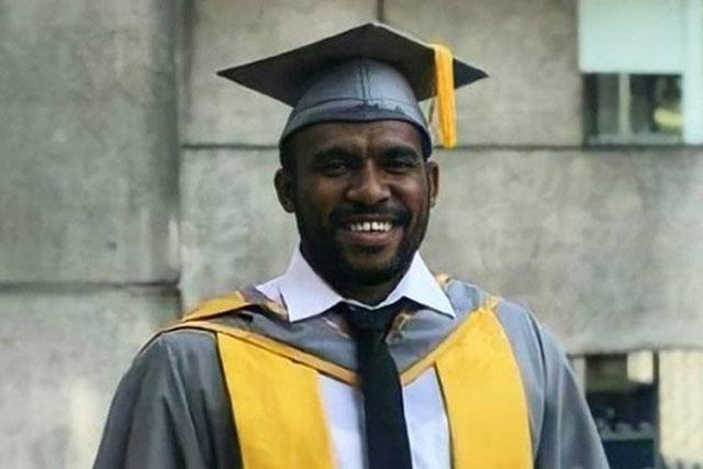 Simon Tabuni, Sosok Inspiratif dari Tanah Papua