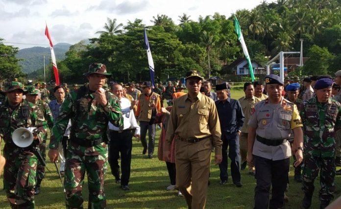 Universitas Mataram (Unram) mengukuhkan empat anggota senat pergantian antar waktu (PAW) tahun 2017-2021.