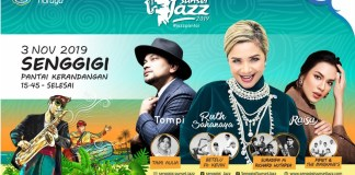 Senggigi Sunset Jazz Festival 2019