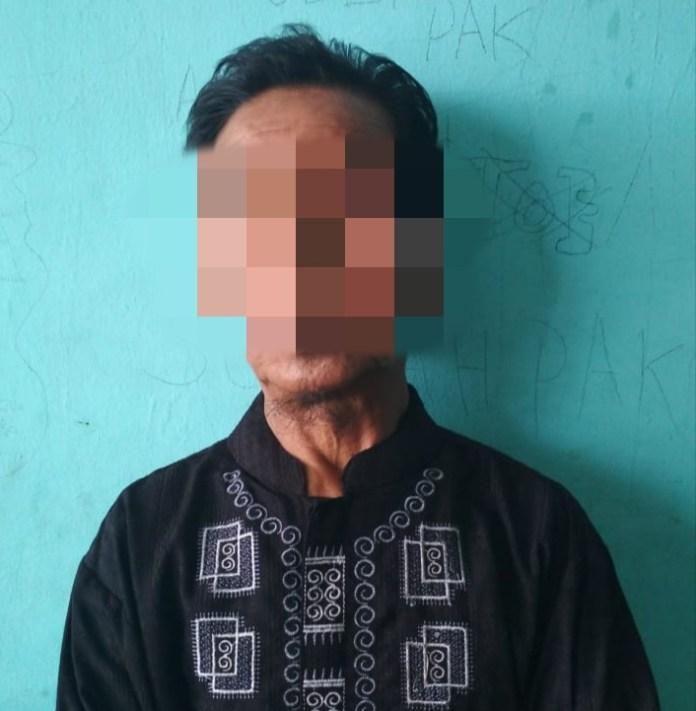 Diduga Cabuli Anak Dibawah Umur, Pria Paruh Baya Diamankan Polisi