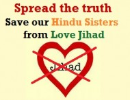 spread the truth save our Hindu sisters from muslim men