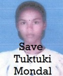 A Hindu Girl Tuktuki Mondal Abducted By Muslims Missing Since Last 3 months