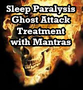 Sleep Paralysis Treatment with Vedic Mantras