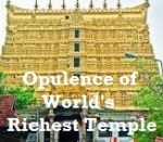 Snakes Guarding the Treasures In The World's Richest Padmanabhaswamy Temple