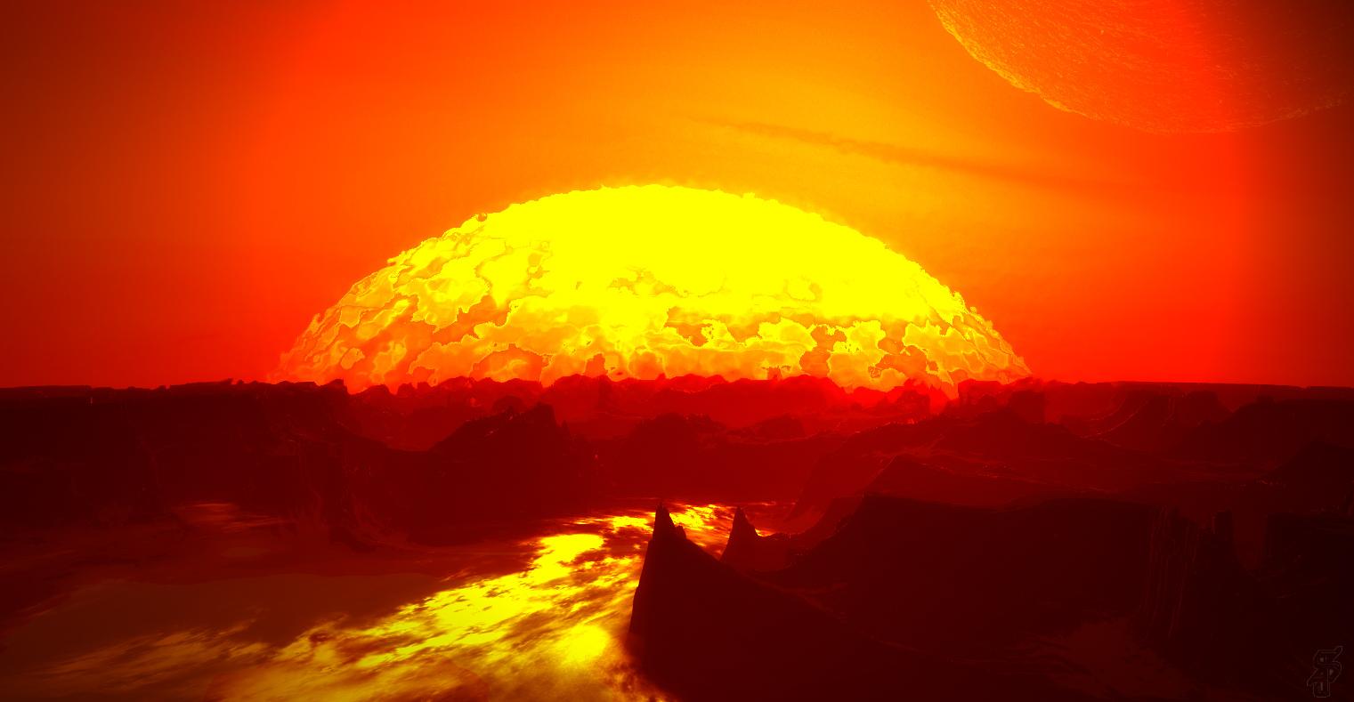Heat From The Sun