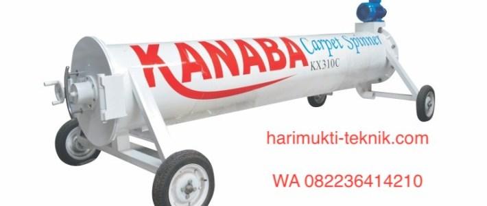 Jual Mesin Pengering Karpet Kanaba Jakarta