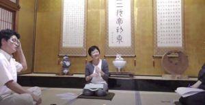 鍼道五経会の後藤田先生による在宅看取りからみた東洋医学の生と死