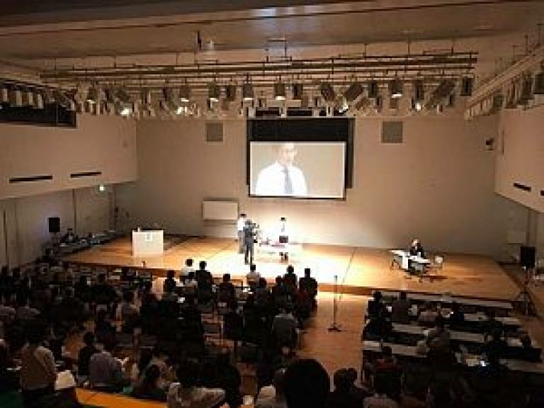 2017年日本伝統鍼灸学会・金沢大会にて鍼道五経会の実技発表