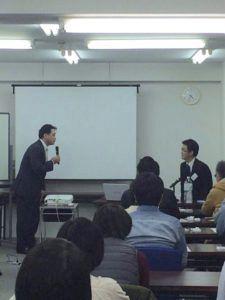 NPO全国鍼灸マッサージ協会理事の長野匡孝先生