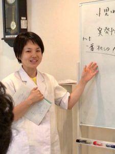 結鍼灸院の院長 森裕子先生の写真