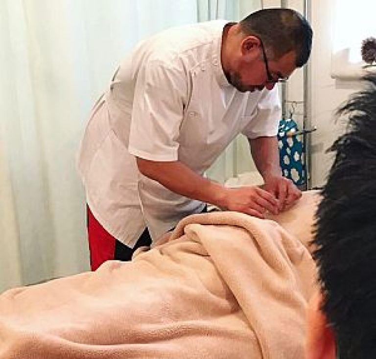 生老病死を学ぶの感想、川合真也先生の写真