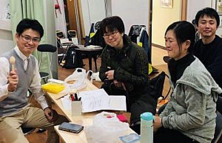 鍼道五経会 東京講座のお昼休憩