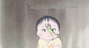 スタジオジブリの作品静止画『かぐや姫の物語』より