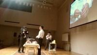 日本伝統鍼灸学会にて実技
