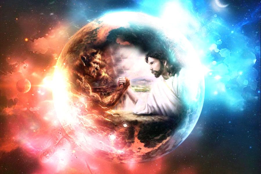 Kebangkitan Abaddon | Perang Final YAHWEH vs Dewa-dewa di Harmageddon