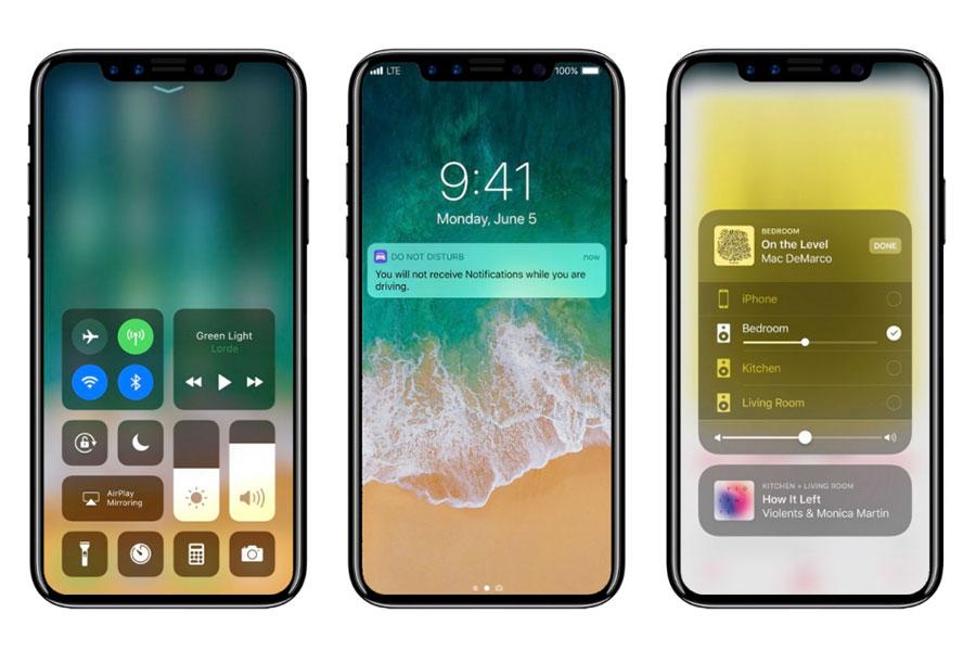 Menuju 666: Apple Berencana Memakai Pemindai Wajah 3D untuk iPhone 8