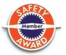 213 1171 1 - Safety Member Award Pin