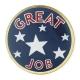 213 491 2 - Great Job Pin 1