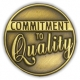 213 8321 1 - Commitment to Quality Pin